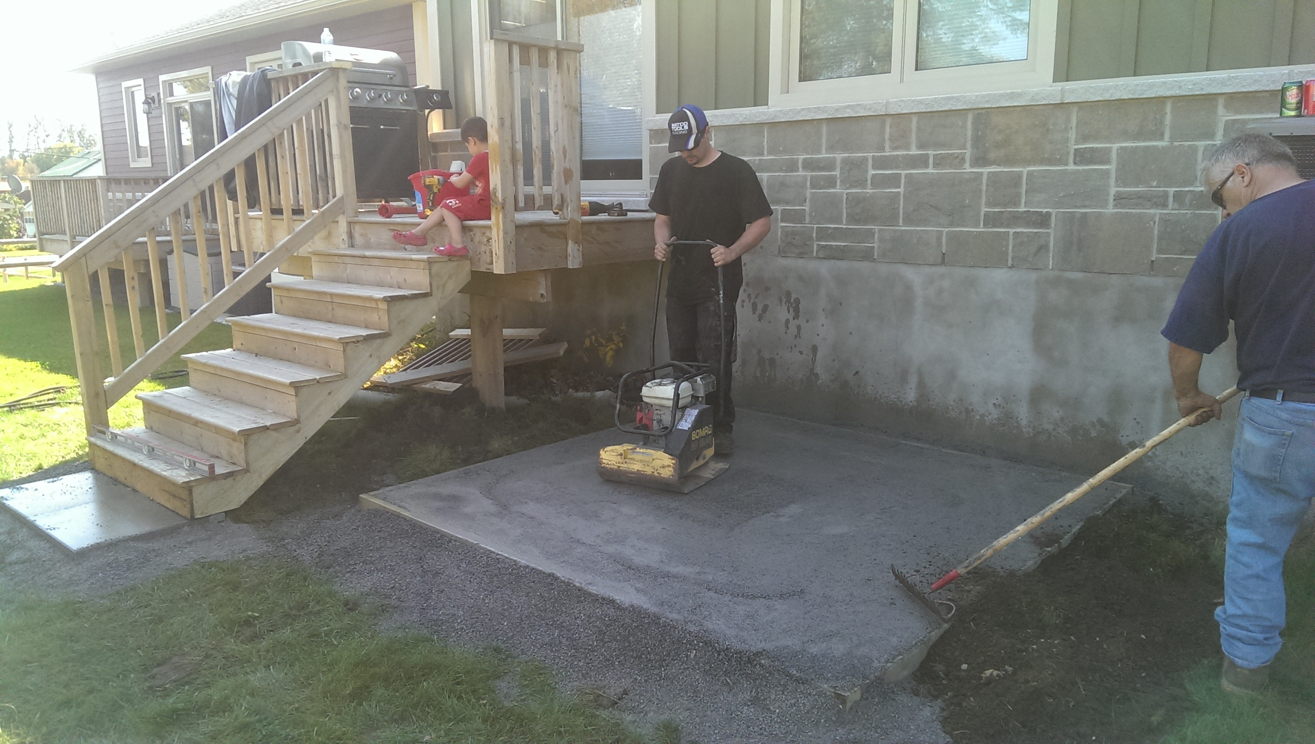 for we deck tub flex using fence kit hot deckrailing showcase the projects railings built